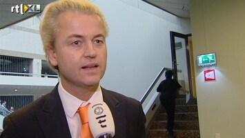 RTL Nieuws Wilders: ' Juppé is ziekelijke bangmaker'