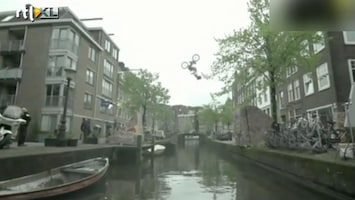 Editie NL Backflip over de gracht