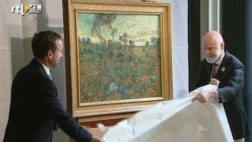 RTL Nieuws Nieuwe Van Gogh onthuld