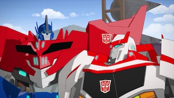 Transformers Robots In Disguise - Afl. 25