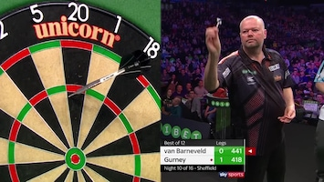 RTL 7 Darts: Premier League Afl. 10