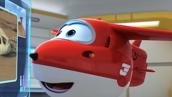 Super Wings - Dinomagneet