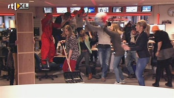 Editie NL EditieNL goes Harlem Shake
