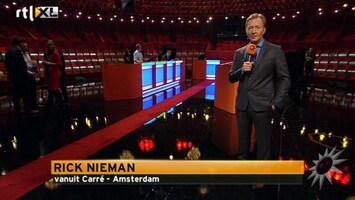 RTL Boulevard Rick Nieman over het RTL debat