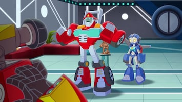 Transformers Rescue Bots Academy Afl. 22