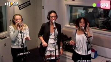 Radio 538 Sway - Dreamsgirls (Live bij Ruud de Wild)