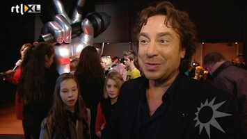 RTL Boulevard The Voice Kids heeft eigen minijournalisten
