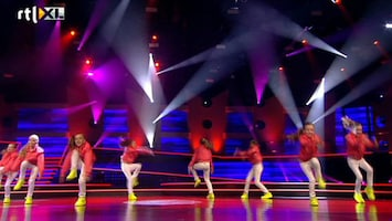 Holland's Got Talent Dancesplash