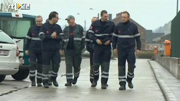 RTL Nieuws Staking in Belgische gevangenis