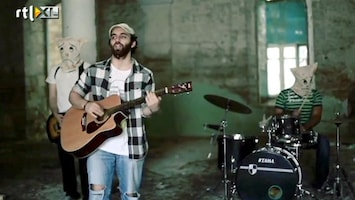 RTL Nieuws Songfestival verbloemt problemen Azerbeidzjan