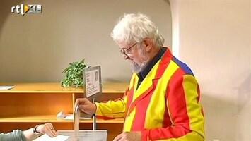 RTL Nieuws Catalonië stemt over afscheidingskoers