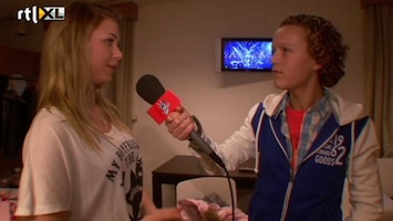 The Voice Kids Fabienne is terug bij The Voice Kids!