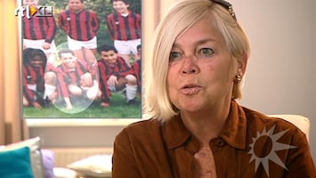 RTL Boulevard Moeder Nigel blikt vooruit op EK