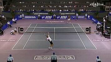 Afas Tennis Classics - Uitzending van 04-10-2008