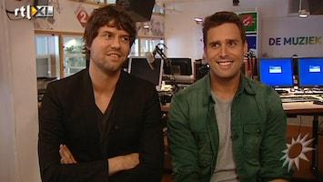 RTL Boulevard Nick en Simon releasen recordaantal singles op 1 dag