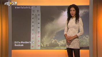 RTL Nieuws Wisselvallige weer eind deze week voorbij