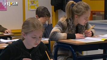 RTL Nieuws Nagels bijten bij Cito-toets