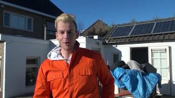 Jachtseizoen: Rapper Sjors vlucht op z'n dooie gemakkie (fragment)