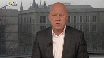 RTL Nieuws 'Kabinetscrisis dreigt als fracties niet snel akkoord gaan'