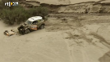 Rtl Gp: Dakar 2012 - Dag 12: De Auto's