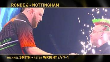 Premier League 2018 - week 6 Nottingham