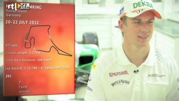 Rtl Gp: Formule 1 - Rondje Circuit Gp Duitsland
