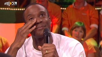 RTL Nieuws Archief - hordeloper Sedoc in tranen bij Rick Nieman