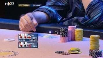 RTL Poker RTL Poker: European Poker Tour - Londen /10