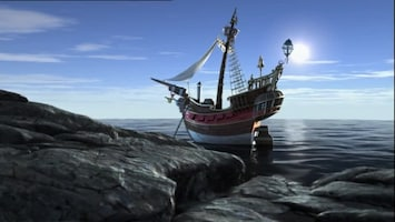 Piet Piraat De blokkendoos