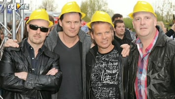 RTL Boulevard Blof speelt in Ziggodome voor bouwvakkers