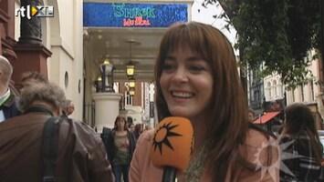 RTL Boulevard Kim-Lian is bevriend met Fiona van Shrek