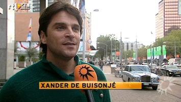 RTL Boulevard Xander verrast bruidspaar Sky Radio