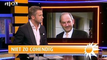 RTL Boulevard Alex over Job Cohen