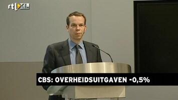 RTL Nieuws Toelichting van Mulligen (CBS) op krimp
