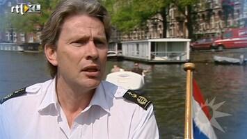 RTL Boulevard Rivier politie Amsterdamse grachten
