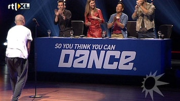 RTL Boulevard So You Think You Can Dance 4 begint