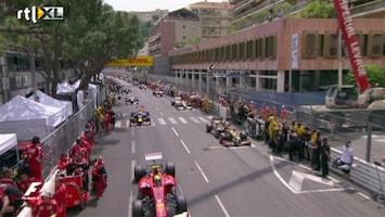 Rtl Gp: Formule 1 - Rtl Gp: Formule 1 - Monaco (race) 2012
