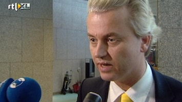Editie NL Reactie Geert Wilders