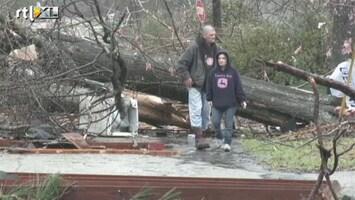 RTL Nieuws Dorp likt wonden na verwoestende tornado