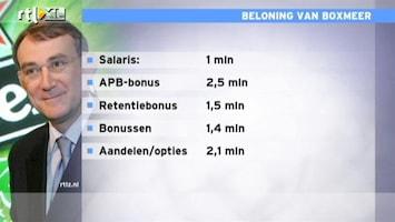 RTL Nieuws Heineken-topman: 8,5 miljoen aan salaris en bonussen