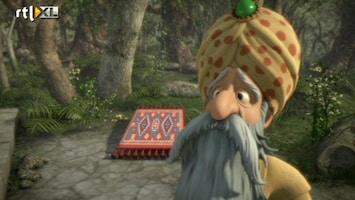 Sprookjesboom - De Grens