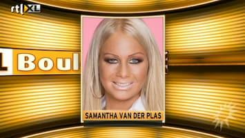 RTL Boulevard Aflevering kijken met Barbie en Michael