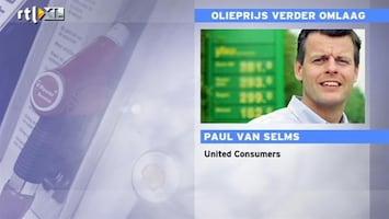 RTL Nieuws Olieprijs keldert door ontwikkelingen Libië