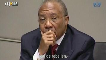 RTL Nieuws Taylor schuldig aan oorlogsmisdaden