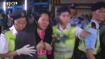 RTL Nieuws Veerboot zinkt bij Hong Kong: veel doden