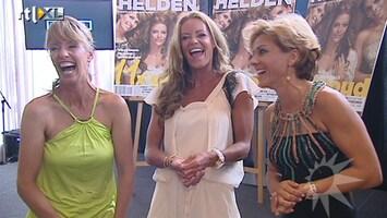 RTL Boulevard Gouden Dames kijken terug op Spelen