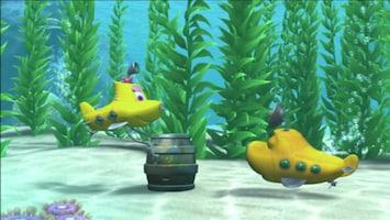Dive Olly Dive De grap met het spookschip