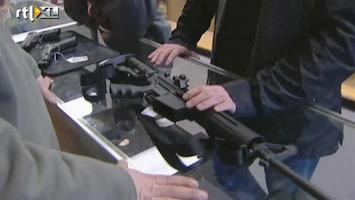 RTL Nieuws Obama wil wapenverkoop na Newtown aan banden leggen