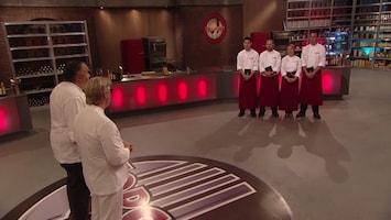 """Topchef Tegen Sterrenchef """"aflevering 1"""" - Afl. 15"""