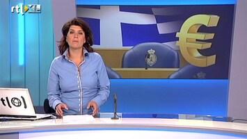 RTL Nieuws Update Eurocrisis II (25 juli 2011) - Hella Hueck